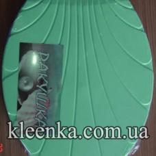 Крышка для унитаза-zelyonaya