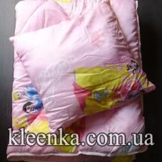 Одеяло детское с подушкой-odeyalo detskoe-1