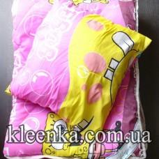 Одеяло детское с подушкой-odeyalo detskoe-2