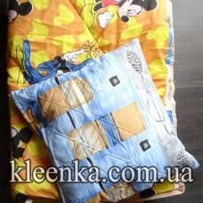Одеяло детское с подушкой-odeyalo detskoe-6