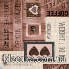Клеёнка Любава пвх на флизелиновой основе 25 м Китай - WF-4999-C