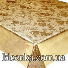 Клеёнка ПВХ Металл на тканевой основе Любава 20 м-T-6101A
