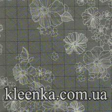 Клеёнка Любава силикон 1.4 без основы 30 м Китай-TT-3563G