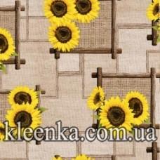 Клеёнка флориста люкс на флизилиновой основе 20 м Турция - 1433-02