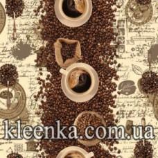 Клеёнка флориста люкс на флизилиновой основе 20 м Турция - 1488-01