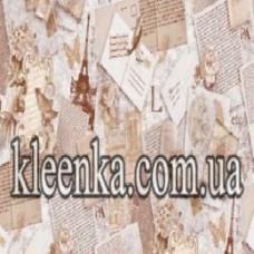 Клеёнка Модерно на флизелиновой основе 20 м Турция - 6110-02