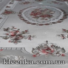 Клеенка-Скатерть Версаль на стол - DS-8063-T