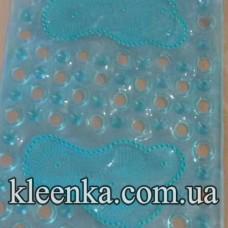 Коврик в ванную силикон Китай-6636-2